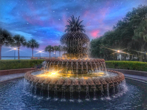 Charleston Fountain