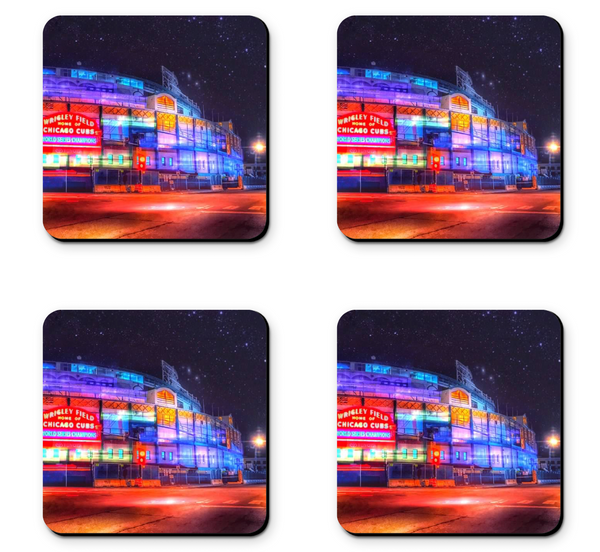 Chicago Cubs Coaster Sets