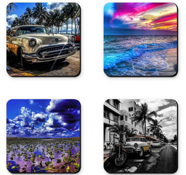 Florida Coaster Sets