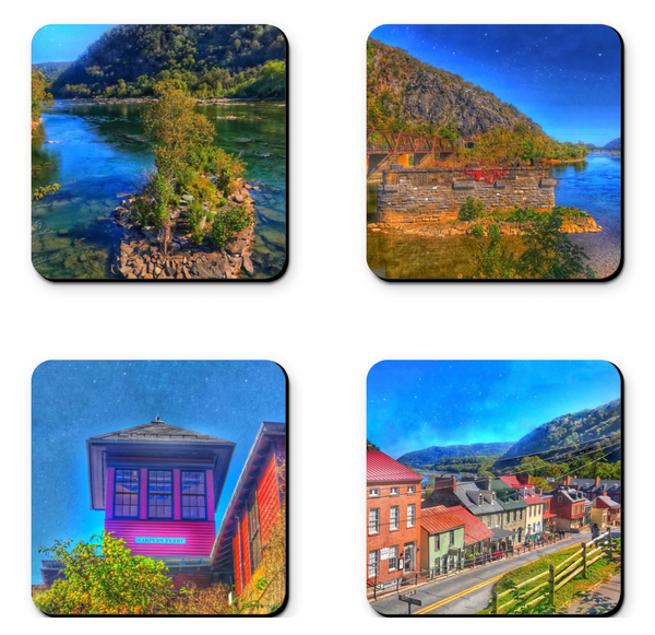 Harpers Ferry Coasters