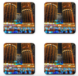 Marina Tower Coaster Sets