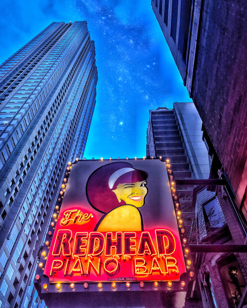 Red Head Piano Bar