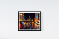 Chicago Photography Print Set | Set of 6 Wall Art at 40% off