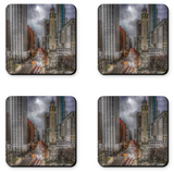 Michigan Avenue Coaster Sets