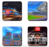 Wrigleyville Coaster Sets