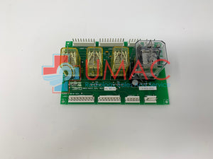 Hologic Lorad M-IV 1-003-0331 Lockout Relay PCB