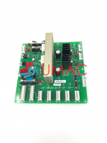 Hologic Selenia Mammography 1-003-0347 Power Supply Board
