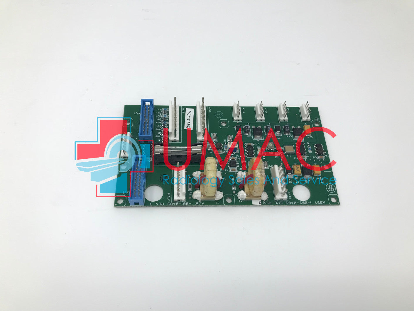 Hologic Selenia Mammography 1-003-0483 Power Supply Interconnect Board