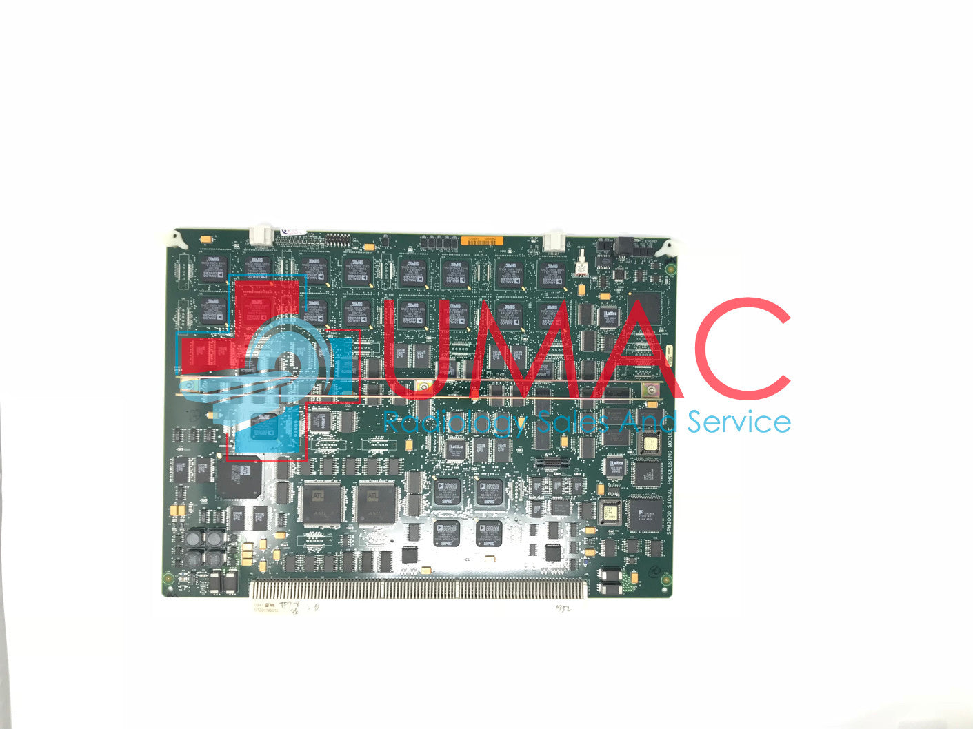 Philips ATL HDI 5000 Ultrasound 7500-1952-06A Signal Processing Module