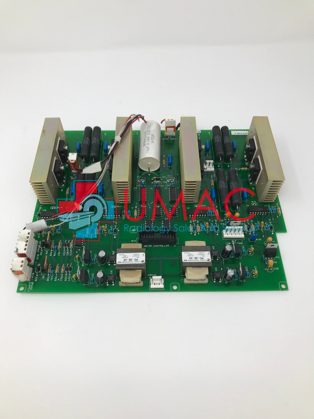 Hologic Selenia Mammography ASY-1-003-0303 Motor Drive Control Board