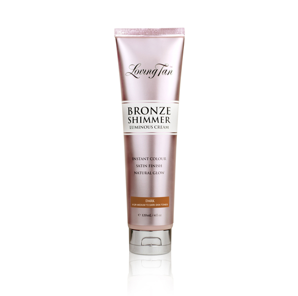 Loving Tan - Bronze Shimmer Luminous Cream - Dark