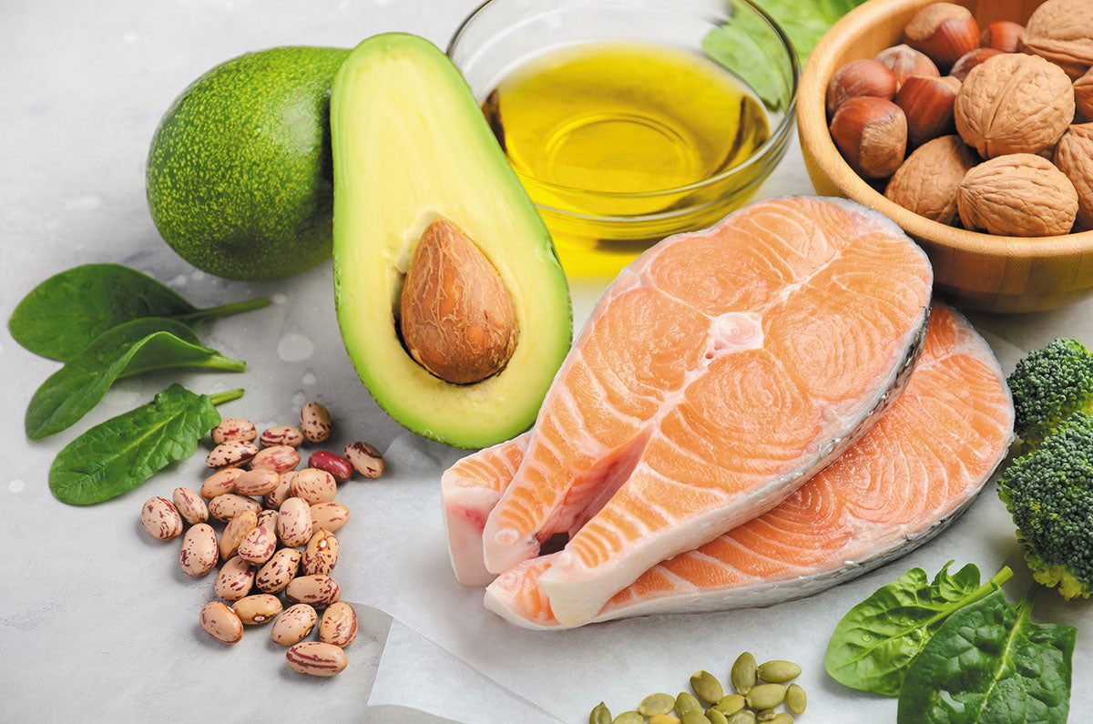 fat based food and nutrient example