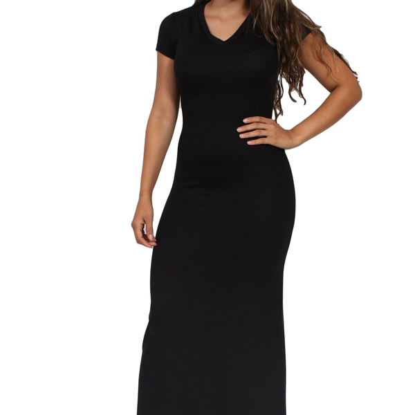 Elegant Maxi Dress - Pike Creek Boutique