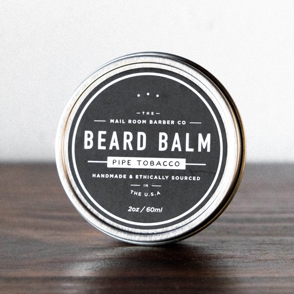 Beard Balm, Beard Oil, an optional Kent FOT Comb, and a FREE Muslin Drawstring Bag - Pike Creek Boutique