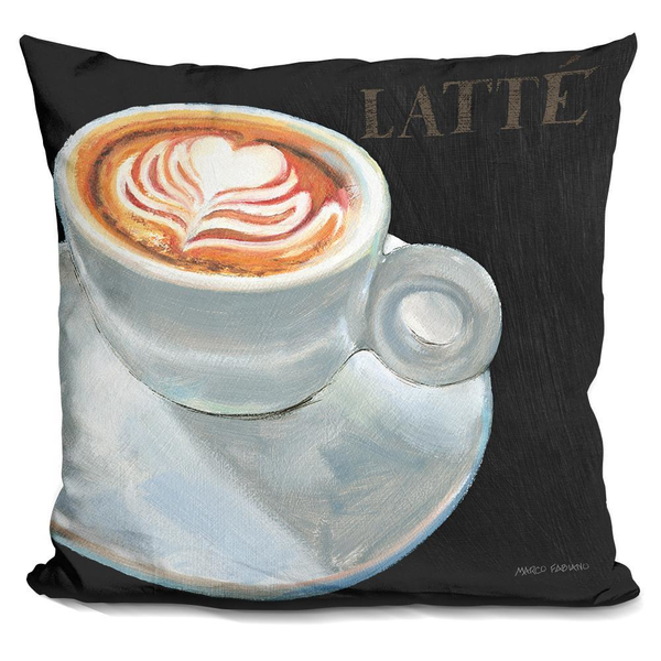 Dark Roast II Pillow - Pike Creek Boutique