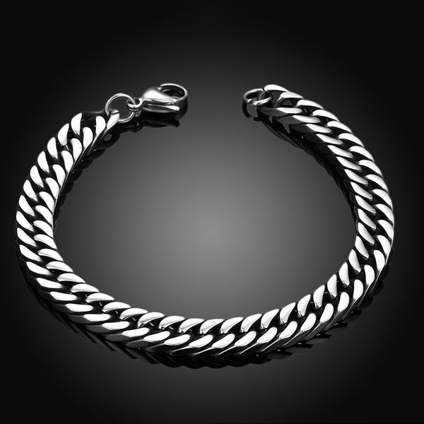 Marina Chain Stainless Steel Bracelet - Pike Creek Boutique