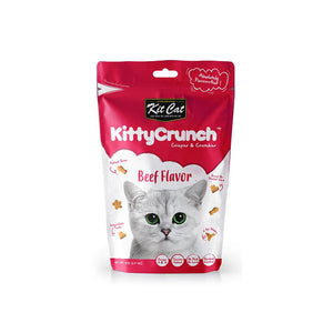 Kit Cat Kitty Crunch Beef Flavour