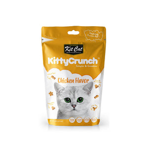 Kit Cat Kitty Crunch Chicken Flavour