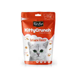 Kit Cat Kitty Crunch Salmon Flavour