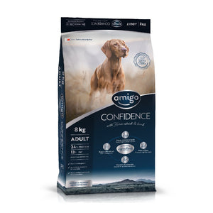 Amigo Confidence Adult - Small Kibble