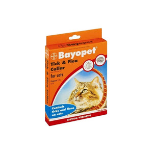 Bayopet Tick & Flea Collar -Cat