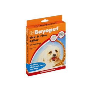 Bayopet Tick & Flea Collar -Small Dog