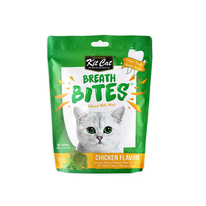 Kit Cat Breath Bites Chicken Flavour