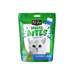 Kit Cat Breath Bites Seafood Flavour