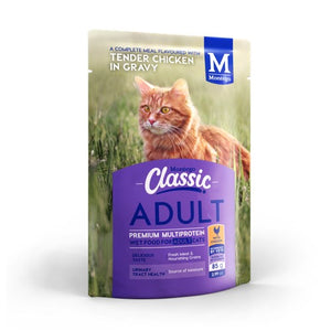 Montego Classic Adult Cat Wet Food - Chicken