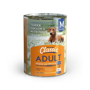 Montego Classic Adult Dog Wet Food - Chicken