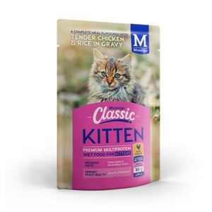 Montego Classic Kitten Wet Food - Chicken