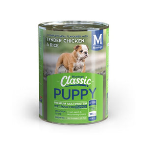 Montego Classic Puppy Wet Food - Chicken