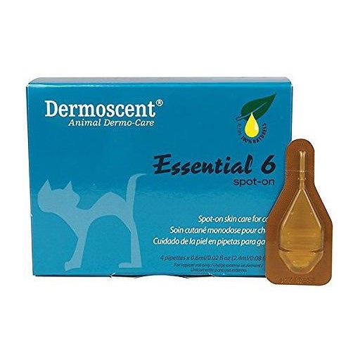 Dermoscent Essential 6 Spot-On - Cats