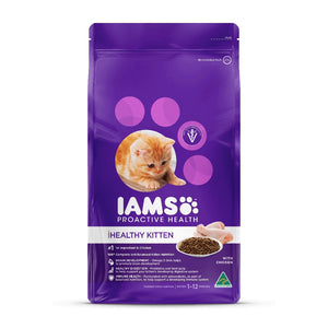 Iams Cat food Kitten with Chicken