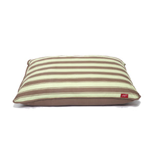 Wagworld Interior Cushion Replacement Cushion- Green Stripe