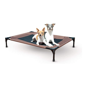 K&H Classic Pet Cot - Chocolate