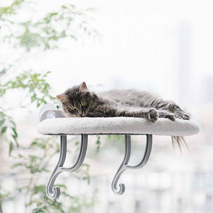 K&H Universal Mount Kitty Sill - Grey