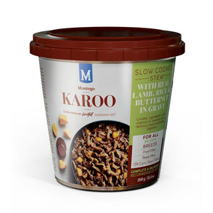 Montego Karoo Puppy Wet Food - Lamb