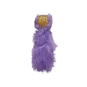 Kong Active Cat Cork Tail Toy -Purple