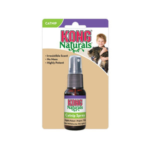 Kong Natural Premium Catnip Spray