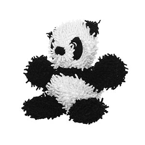 Mighty Microfiber Balls Panda Junior