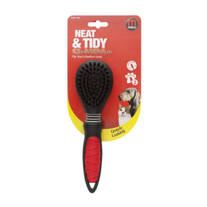 Mikki Neat & Tidy - Nylon Bristle Brush