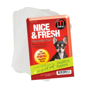 Mikki Nice & Fresh Disposable Pads