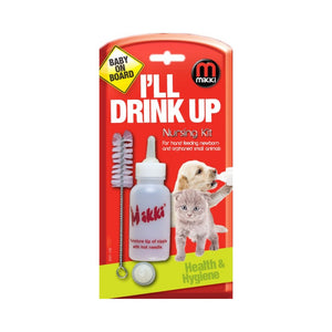 Mikki I'll Drink Up - Nursing Kit