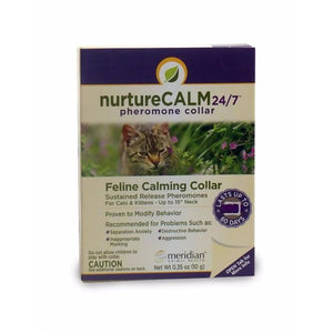 Nurture Calm 24/7 Pheromone Collar for Cats