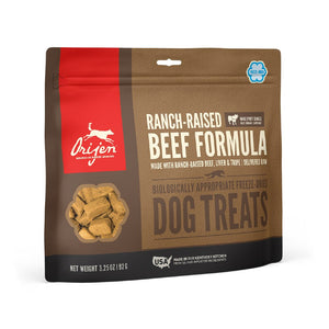 Orijen Ranch Raised Beef Freeze-Dried Dog Treats