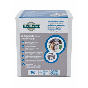 PetSafe Extra Collar for Stubborn Dog Fence System Packaging