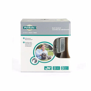 PetSafe Ultrasonic Bark Control Collar Packaging