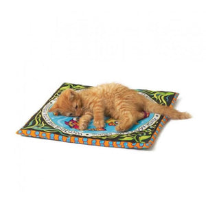 Petstages Madcap Swishy Fishy Mat