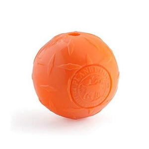 Planet Dog Diamond Plate Ball Orange